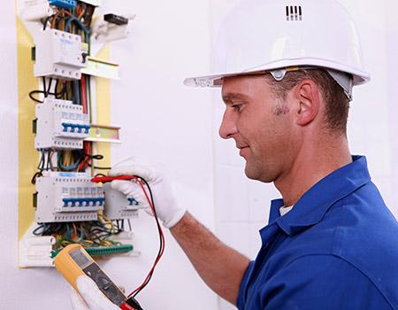 Werkgebied Elektriciens